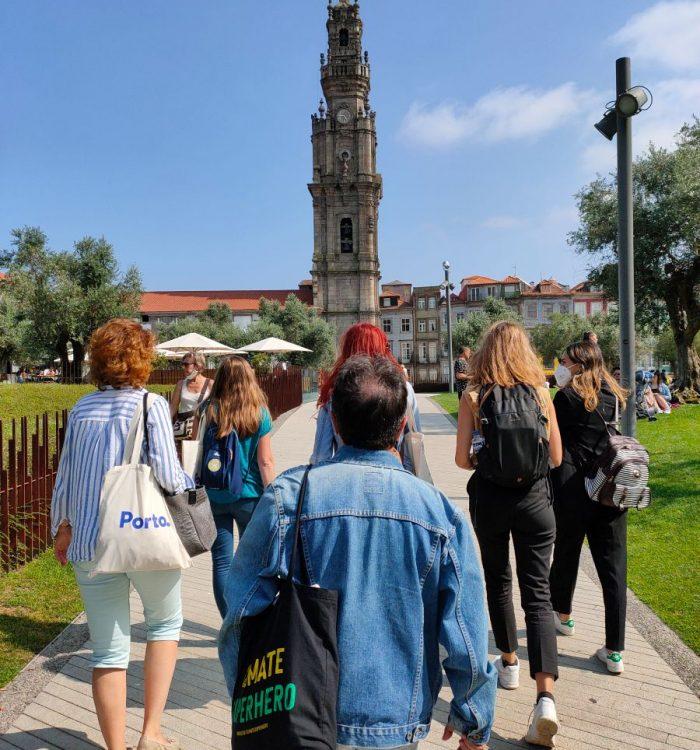 Walkaround Porto